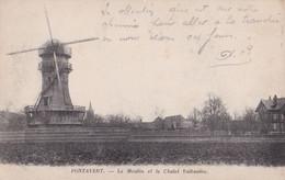 PONTAVERT 02 Aisne Le Moulin Et Le Chalet Valbaume - Other Municipalities