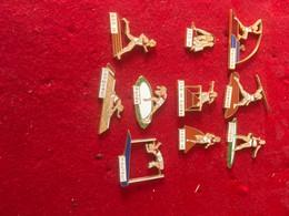 Lot 10 Pin S Arthus - Arthus Bertrand