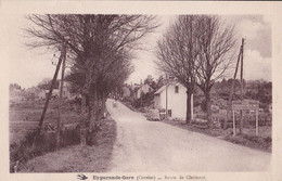 19 Eygurande-gare   Route De Clermont - Eygurande