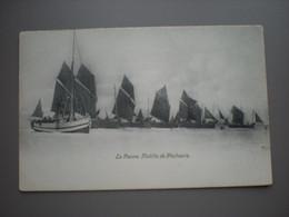 LA PANNE - FLOTILLE DE PECHEURS - De Panne