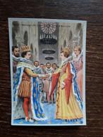 L29/121 Chromo Image Chocolat Klaus . Mariage De Louis XIII Et Anne D'Autriche - Schokolade