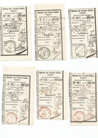 100 Marques Postales BOUILLON  Des Années 1857 à 1890 Lot à Examiner, Intéressant. - Andere