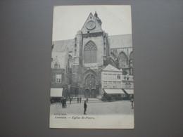 LOUVAIN 1908 - EGLISE ST-PIERRE - D.V.D. 11974 - Leuven