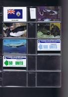 Télécartes Carte Telephonique Phonecard Falkland 6 Cartes - Islas Malvinas