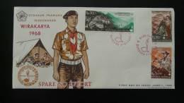 Scout Scoutisme Scouting Pfadfinder FDC Wirakarya Camp Indonésie Indonesia - Indonesien