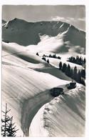 CH-6125   ADELBODEN : Auto Verkehr Nach Gelis-Hahnenmoos ( E. Gyger 9997 ) - BE Berne