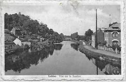 [ HAIN ]  Lobbes   --  (  1  )   Vue Sur La Sambre - Lobbes