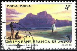 French Polynesia 1964 - Mi 39 - YT 31 ( Bora-bora ) - Gebraucht