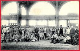 """CPA """"Journée (manifestations) 1er Mai 1906"""" Campement Troupes Galerie Des Machines (75007 Paris) ** Militaire MILITARIA - Manifestations"""