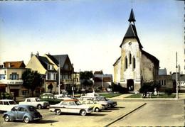 [62] Pas De Calais > Merlimont-Plage > La Place Du Marché Et L'église / M 56 - Altri Comuni