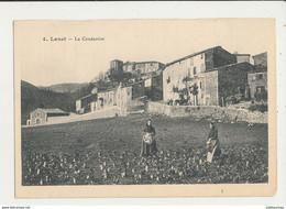 11 LANET LA CONDAMINE CPA BON ETAT - Other Municipalities