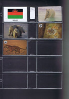 Télécartes Carte Telephonique Phonecard Malawi 4 Cartes - Malawi