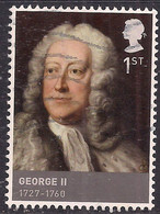 GB 2011 QE2 1st Class Kings & Queens (5th Issue ) 'George11' SG 3224 ( E1363 ) - 1952-.... (Elizabeth II)