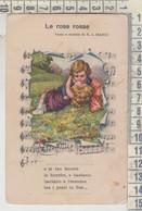 BERTIGLIA  CANZONE  MUSICA  LE ROSE ROSSE  NO VG - Bertiglia, A.