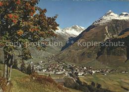 11701324 Sedrun Mit Witenalpstock Und Piz Strem Sedrun - GR Grisons