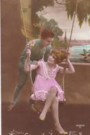 CPA/688............BALANCOIRE - Couples