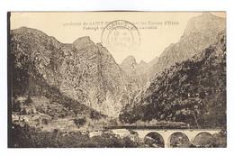 E683 - Environs De SAINT PONS - Devant Les Gorges D'Héric - Passage De L'Express PARIS-LAMALOU - Zonder Classificatie