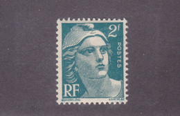 TIMBRE FRANCE N° 713 NEUF ** - 1945-54 Marianne Of Gandon