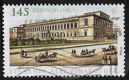 2011  175 Jahre Alte Pinakotek - Oblitérés