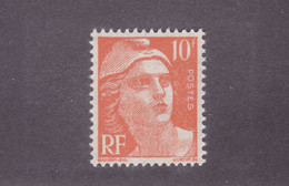 TIMBRE FRANCE N° 722 NEUF ** - 1945-54 Marianne Of Gandon