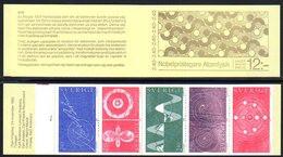 SWEDEN 1982 Nobel Nuclear Physics Prize Booklet MNH / **.  Michel MH91 - 1981-..