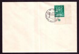 DR WIEN - 29.3.1942 - Mi.789 Mit SoSt. Tag Der Wehrmacht (auf Kuvert) - Deutschland