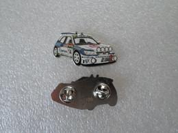 Pins Rallye PTS  PEUGEOT 306 MAXI 14 MONTE CARLO 1998 Delecour ,Grataloup - Peugeot