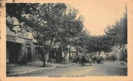 CPA Manosque - Boulevard Des Lices - Manosque
