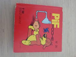 Pif Poche 20 - Pif - Autres