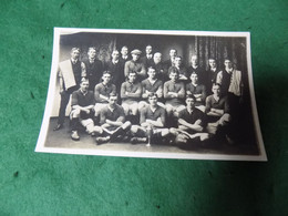 VINTAGE TOPICS PHOTOGRAPHS: UNKNOWN Group Our Boys FC 1911-12 B&w Football Scotland Dundee? - Photographs