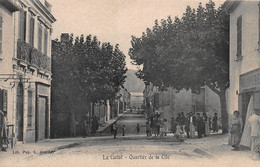CPA La Ciotat - Quartier De La Cité - La Ciotat