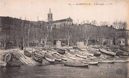 CPA MARSEILLE - L'Estaque - L'Estaque