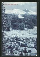 AK Davos-Platz, Teilansicht Im Winter - GR Grisons