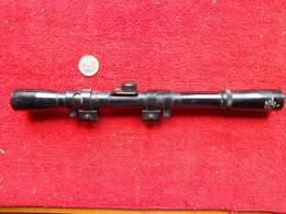 Lunette De Visée 4 X 20- Poids 172 Grs - Decorative Weapons
