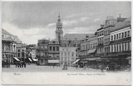 [ HAIN ]  Mons  --  (  33  )   La Grand'Place - Mons