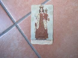 Nostra Signora Del Carmelo Chiesa Del Carmine Taranto Bambin Gesù Sagomata - Devotion Images