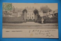 Angleur 1904: Château Nagelmakers Animée - Andere