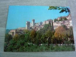 ASSISI - PANORAMA ET BASILIQUE DE ST-FRANCOIS - EDITIONS PLURIGRAF - - Perugia