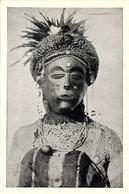 Danseur Katshokwe (Sandoa) Photo Lammeretz - Belgian Congo - Other