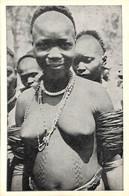Munya Bongo (Kivu) (seins Nus)  Photo Lammeretz - Belgian Congo - Other