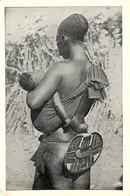 Bangbetu De Paulis  Photo Lammeretz - Belgian Congo - Other