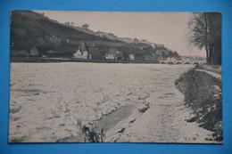 Namur 1917: La Meuse Gelée, Carte Allemande - Namur