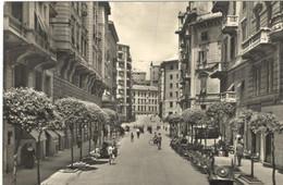 SAVONA - Corso ITALIA - (auto D'epoca TOPOLINO FIAT) - Savona