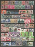 Afrique Du Sud - Colection De Timbres Oblitérés Tous Différents - Sammlungen (ohne Album)