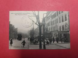CPA 63 CLERMONT-FERRAND RUE BALLAINVILLIER - Clermont Ferrand