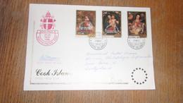 COOK ISLANDS (1986) Visite Du Pape Jean Paul II - Cook