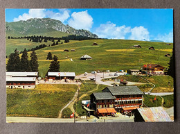 Jaunpass Mit Bäderhorn/ Camping - BE Berne