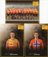 Cyclisme, Serie Uno X, 2020, Sous Blister - Cycling