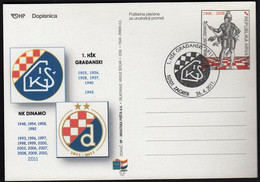 Croatia Zagreb 2011 / Soccer Football / 100 Years Of The HSK Gradjanski Club - NK Dinamo - Club Mitici
