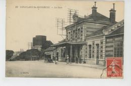 CONFLANS SAINTE HONORINE - La Gare - Conflans Saint Honorine